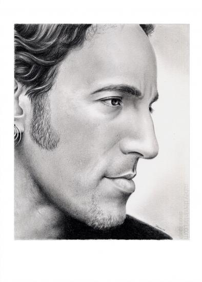 Bruce Springsteen por Nabooru